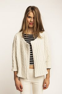 Saunio Cardigan by Named Clothing