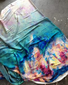 fabric for catarina dress?