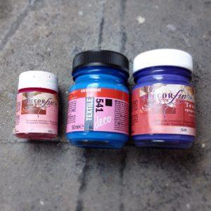 textile fabric paint